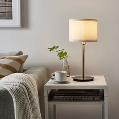 Look what I've found at IKEA - lamp shade Table Lamp Base, White Table Lamp, Lamp Bases, Lamp Shade Frame, Clear Light Bulbs, Ikea Family, Table Lamps For Bedroom, Plastic Tables, Plastic Animals