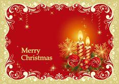 ... テンプレート beautiful christmas cards vector イラスト素材