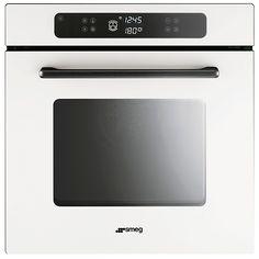 white oven, Einbaubacköfen : Pyrolyse - SFP130B | SMEG | Smeg ... | {Einbaubacköfen 34}