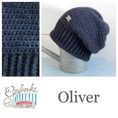 Tunella's Geschenkeallerlei präsentiert: das ist Oliver, eine geniale gehäkelte Haube/Mütze aus einer Alpaka/Wolle/Acryl-Mischung - du kannst dich warm anziehen, dank sorgfältigem Entwurf, liebevoller Handarbeit und deinem fantastischen Geschmack wirst du umwerfend aussehen #TunellasGeschenkeallerlei #Häkelei #drumherum #Beanie #Pudelhaube #Haube #Mütze #Alpaka #Wolle #Oliver