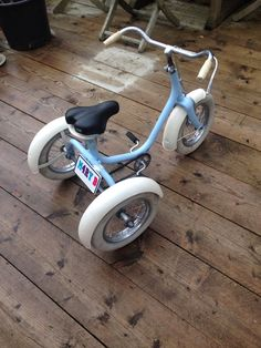 Vintage tricycle , refurbished