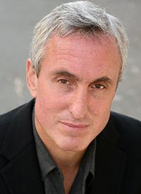 Gary Taubes. If you are eating low-fat...you need to read his book: Good Calories, Bad Calories.    One of the brightest minds in food today.