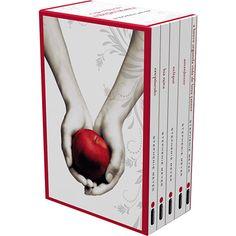 Americanas Box Saga Crepúsculo (5 Livros) - R$31,90 á vista