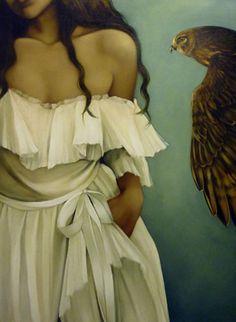 Amy Judd | Bird Familiars