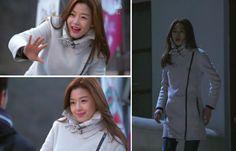 Jun Ji-hyun (Gianna) / Cheon Song-yi fashion DKNY