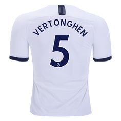 wholesale dealer 3b353 e0545 Nike Tottenham Hotspur Authentic Home Jersey 19/20-s ...