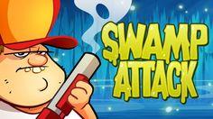Swamp Attack Mobile Gaming Video