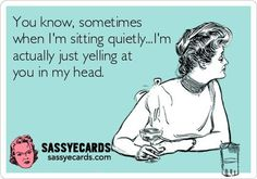 When I'm Sitting Quietly -