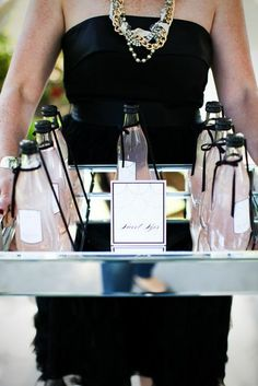 Sparkling Pink Lemonade for the Ladies