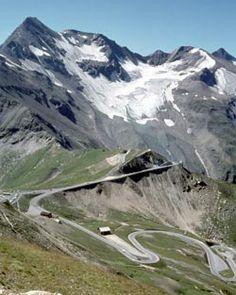 Grossglockner -  Austria's highest mountain (3.798 m / 12.560') - Carinthia, Austria