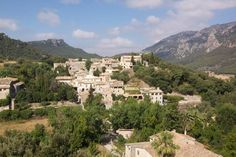 Orient, one of the smallest villages in Mallorca