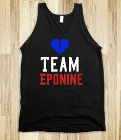 This would be an awesome pre show shirt for the day of the play!