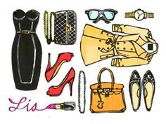 #Style illustrated