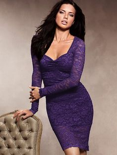 Sweetheart Lace Dress #VictoriasSecret http://www.victoriassecret.com/clothing/clear-ance-dresses-offer/sweetheart-lace-dress?ProductID=90951=OLS?cm_mmc=pinterest-_-product-_-x-_-x