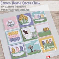 nice people STAMP!: March Events Calendar - In Person (SE Calgary) & Online (Anywhere!)  - Canadian Stampin' Up! Demonstrator Allison Okamitsu. www.NicePeopleStamp.com