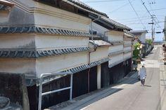 室戸市吉良川町(重要伝統的建造物群保存地区)