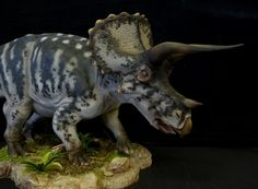 Triceratops by ~Baryonyx-walkeri