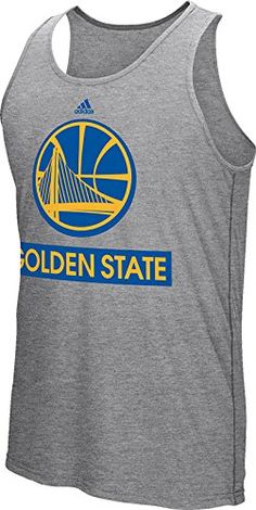 dff2ebec4dc NBA Golden State Warriors Mens Loud Proud Climalite Ultimate Tank Top  XXLarge Gray    Find out more about the great product at the image link.