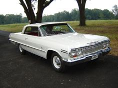 Impala Car | The Chevy Impala went roaring into 1963 as the number one car in ...
