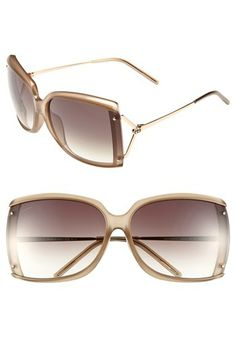 f848c8aec0e Gucci 66mm Special Fit Sunglasses available at  Nordstrom Clubmaster  Sunglasses