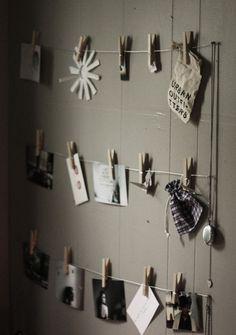 ber ideen zu postkarten wand auf pinterest postkarten display fotow nde und wandcollage. Black Bedroom Furniture Sets. Home Design Ideas
