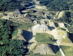 Aerial El Tajin pyramid of the niches model - Bing Images