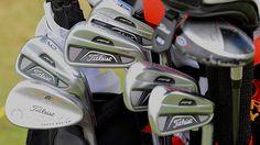Jason Dufner Winner Zurich Classic and his Titelist golf clubs