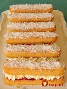 Mascarpone – Chopsticks from diclaudi Quick Dessert Recipes, Easy Cake Recipes, Caramel Mud Cake, Dog Recipes, Recipe For 4, No Bake Cake, Vanilla Cake, Easy Meals, Food And Drink