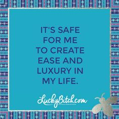 Create Ease And Luxu