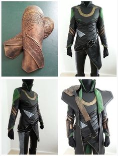 Loki costume tutorial <----This would have been nice like 5 months ago when I…