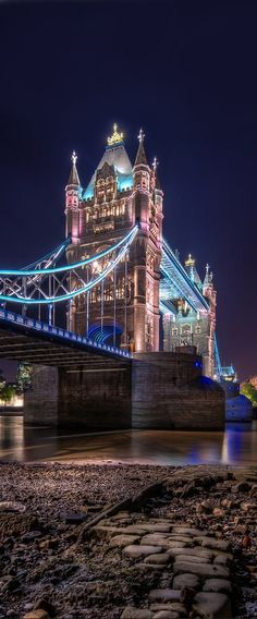 London Tower Bridge, London, UK