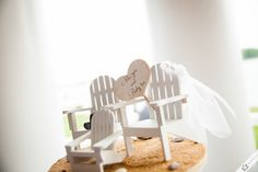 family wedding cake topper - bride, groom, and baby wedding cake topper - beach wedding cake