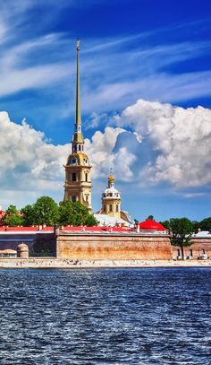 Peter and Paul Fortress, St. Petersburg, Russia   |   Amazing Photography Of Cities and Famous Landmarks From Around The World