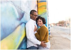 Engagement photos in Raleigh, North Carolina | Wedding photographer in North Carolina | www.storyandrhythm.com