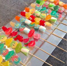 Candy Kabobs: Ideas On Pinterest