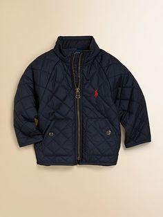 Ralph Lauren Infant's Fisher Jacket $52