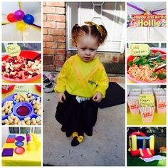 Happy Birthday, Hollie!  #thewiggles #wigglyparty #wigglypartyideas