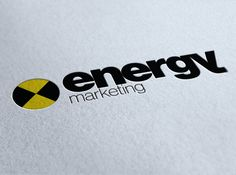 Energy Marketing Branding by Lukasz Kulakowski, via Behance