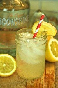 Lemonade Moonshine - everclear                                                                                                                                                                                 More