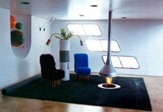 Philip Garner, E-Z Living Room, 1984
