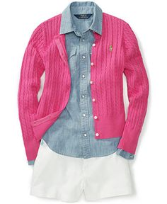 http://www1.macys.com/shop/product/ralph-lauren-girls-cable-knit-cardigan-button-up-chambray-shirt-stone-washed-chino-shorts?ID=2708451