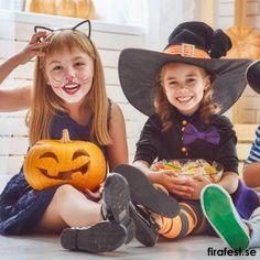 Tips för barnens Halloweenfest: mat, dekorationer, pyssel och lekar! #halloweenfest #barn #halloween #pyssel #dekorationer #lekar #skattjakt