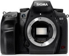 Sigma SD1 Merrill: reflex numérique à capteur Foveon, 46Mp, 2000 euros (seulement)