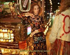 Campagne Gucci - Automne/hiver 2016-2017