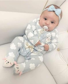 Baby Fashion Girl Newborn Clothing Children 61 Ideas For 2019 Cute Little Baby, Baby Kind, Cute Baby Girl, Newborn Outfits, Kids Outfits, Newborn Clothing, Foto Baby, Cute Baby Pictures, Everything Baby