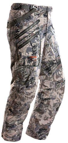 73af778c4f688 Sitka Stormfront Pant - $429 Hunting Clothes, Hunting Gear, Hunting Stuff, Sitka  Gear