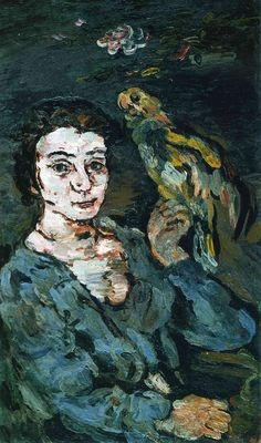 Oskar Kokoschka Paintings
