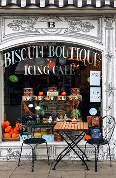 Biscuiteers - London, England