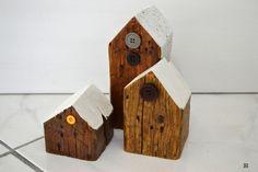 house blocks / Reclaimed Art on Behance