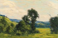 Lot #19 'Near Owen Sound' by Tom Thomson at Consignor.ca